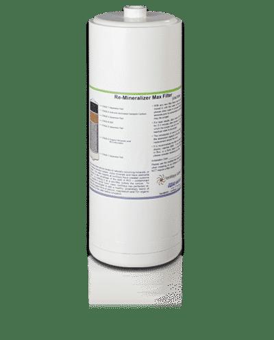 Tungmetall filter